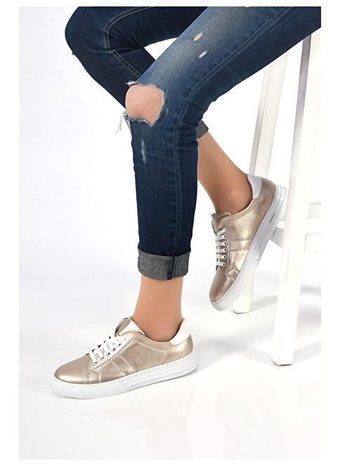 Sapin Sneaker Altın